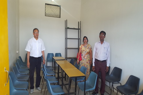 Separate Common Room For Boys & Girls
