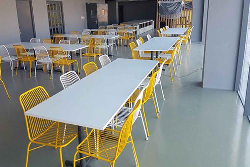 Clean & Hygiene Canteen area