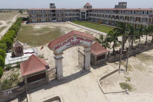 College Campus Building